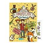 Die Schule der magischen Tiere: Mein Tagebuch + Cooler Sticker, Kinderbuch ab 8 Jahren