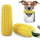 xll Corn Double Serrated Molar Stick/Hund Zahnpflege Bürsten Kauen Spielzeug Effektive Hundezähne Reinigung Massagegerät Ungiftiges Naturkautschuk Antibite Agent