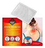 Wärmepflaster Rücken Körper Wärme Pad selbstklebend 10/24 Stück 100% natürlich (24)