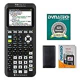 Texas Instruments Taschenrechner TI-84 Plus CE-T Grafikrechner + Schutztasche + Arbeitsbuch + Garantie 60 Monate - wissenschaftlicher Schulrechner programmierbar Farbdisplay Python Edition