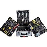 WMC Tools Werkzeugset 1050-teilig 1/2' 1/4' Trolley Heimwerker 1/2' Werkzezug Set 1/4'