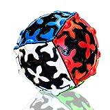 TOYESS Zauberwürfel Gear Ball Cube 3x3 Stickerless, 3D Puzzle Würfel Spielzeug Geschenkverpackung für Kinder & Erwachsene