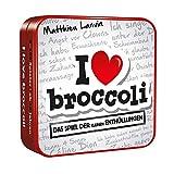 Asmodee I Love Brocoli, Partyspiel, Kartenspiel, Deutsch