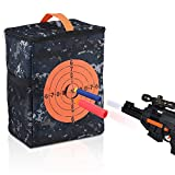 Uxsiya Target Pouch Aufbewahrungstasche Target Pouch Ausrüstungstasche für Spielzeugpistole mit stabilem Griff