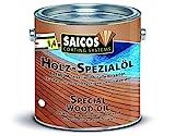 Saicos Colour GmbH 500 0110 Holzspezialöl, farblos, 2,5 L