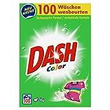 Dash Color Waschpulver 6.5 kg, 2er Pack (2 x 100 Waschladungen)