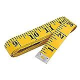 1X Maßband 120-Zoll-Soft Tape Measure Sewing Tailor Flat Tape Körpermaß Lineal Schneiderei Layout-Tool Neu Freigegebenzuverlässig
