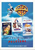 Family Entertainment Festival - Zaubertroll u.a. - Presseheft