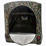 JTYX Auto Zelt Wasserdicht Universal Heckklappe Markisenzelt Großraum Pickup LKW Heckklappen Zelt Outdoor Camping Auto Seite Schrägheck Zelt