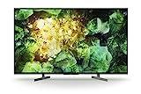 Sony KD-43XH8196 Fernseher 43 Zoll 4K UHD HDR Smart TV USB-Aufnahme EEK: A