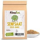 1 kg Senfsaat Senfkörner gelb Senfsamen natürlich vom-Achterhof