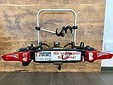 UEBLER I21 15900 Fahrradträger AHK Kupplungsträger 60° abklappbar für 2 R