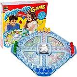 MalPlay Brettspiel | Halma Strategiespiel | Gesellschaftsspiel für die ganze Familie ab 3 J