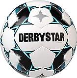 Derbystar Erwachsene Brillant TT DB, 1147500162 Fußball, Weiss blau schwarz, 5