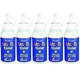 Kreul 49361 - Bastelkleber, auf Wasserbasis, lösungsmittelfrei, für viele verschiedene Materialien, 250 ml, transparent (250 ml, 5)