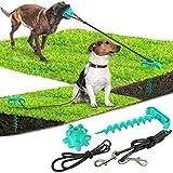 Yumanluo Pet Molar Chew Spielzeug,Hundeleine im Freien, Hundeleine blau,Kauspielzeug, ungiftiges Naturkautschuk