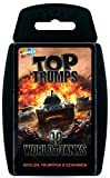 TOP TRUMPS - World of Tanks - Panzer-Kartenspiel - Alter 6+ - Deutsch