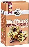 Bauckhof Bio Waffeln & Pfannkuchen glutenfrei Bio (1 x 200 gr)