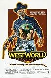 Westworld - YUL Brynner – Film Poster Plakat Drucken Bild – 30.4 x 43.2cm Größe Grösse Filmplakat