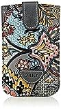Oilily Oilily Smartphone Pull Case OES4549-906 Damen Taschenorganizer 9x14x1 cm (B x H x T), Grau (Iron 906)