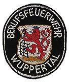 Berufsfeuerwehr - Wuppertal - Ärmelabzeichen - Abzeichen - Aufnäher - Patch - Motiv 4