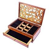 Boxen Jewelcase, teckpeak Serien und Boxen Schmuckschatulle Schatullen aus Holz