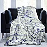 Plüsch Throw Velvet Decke Flugzeug Thermal Fleece Teppich Auto Tagesdecke für Frauen Langlebige Schlafmatte Pad Flanell Abdeckung für den Sommer