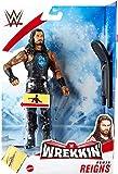 WWE WREKKIN - Roman Reigns - Actionfigur komplett mit Wrackzubehör, ca. 15 cm