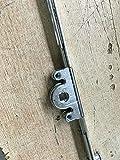 SI Siegenia Fenstergetriebe Getriebe NACH AUSWAHL 23 TS Ersatzteil mit Kippriegelbauteil 278062Wartungsanleitung für TITAN AF, TITAL IP, kein Favorit (180 (FFH 1801-2000 mm) Griffmaß: 990 mm)