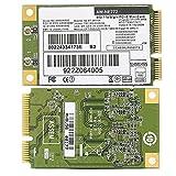 PUSOKEI PCIe WiFi-Karte, Bis zu 300 Mbit/S, Bluetooth 3.0, WLAN-Adapter mit Starker Netzwerkkartenkompatibilität, Unterstützt Win7 / Win8
