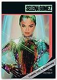 Selena Gomez 2022 - A3-Posterkalender: Original Danilo-Kalender [Mehrsprachig] [Kalender]