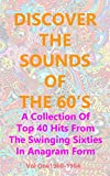 DISCOVER THE SOUNDS OF THE 60's (English Edition)