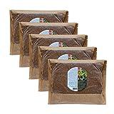 Skaza Bokashi Organko Ferment | Kompostaktivator mit Effektive Mikroorganismen (EM), 5 kg