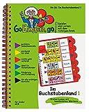 Go, Einstein, go!: Übungsbuch: Im Buchstabenland 1: Das neue Lernsystem: Spielen und Lernen mit der perfekten Selbstkontrolle / Übungsbuch: Im ... und Lernen mit der perfekten Selbstkontrolle)