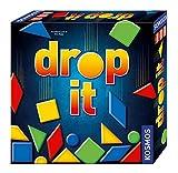 Kosmos 692834 - Drop It, Das schnelle Spiel mit Geschick und Taktik, Familienspiel ab 8 Jahre