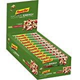 PowerBar Natural Energy Cereal Strawberry & Cranberry 24x40g - Veganer Kohlenhydrat Energie Riegel + Magnesium