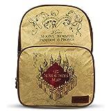 Groovy Harry Potter TYVEK Material Rumtreiber Map Rucksack, mehrfarbig, One size, 5055437926381