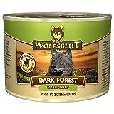 Wolfsblut Dunkelgrün (Dark Forest Small Breed) 200 g