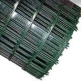 LFFH Draht-Mesh-Zaun, 1X30m-PVC-Beschichtung 6Cm-Maschengröße 2,3-Mm-Draht-Durchmesser-Zaun-Mesh-Rolle, Für Bauernhof, Hühnerschnitt, Balkon,Grün,1x30m