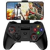 Megadream PUBG Mobile Controller, Wireless Key Mapping Gamepad Joystick Perfect für PUBG & Fotnite, Android Gamepad, Xiaomi Gamepad, Kompatibel für Android Phone Tablet PC – Direct Play