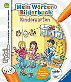 tiptoi® Mein Wörter-Bilderbuch Kindergarten