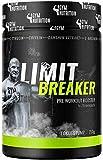 Limit Breaker Hardcore Booster Pulver - 2020 USA Matrix + L-Arginin + Citrullin + Tyrosin + Koffein 750g - Vegan - Glutenfrei Zitronen Geschmack ACHTUNG sehr bitter