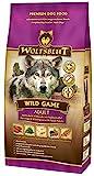 Wolfsblut - Wild Game - 15 kg - Rebhuhn und Wildtaube - Trockenfutter - Hundefutter - Getreidefrei