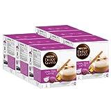 Nescafé Dolce Gusto Chai Tea Latte, Kaffee, Kaffeekapsel, 6er Pack, 6 x 16 Kapseln (48 Portionen)