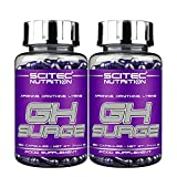 SURGE   Stickoxid-Booster   Nahrungsergänzungsmittel für Muskelwachstum und Pumpe Aminosäuren: Arginin-Ornithin-Lysin (180 Kapseln)