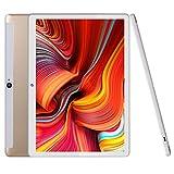 SUMTAB 4G LTE Tablet Touchscreen 10 Zoll, Android 9.0,3 GB RAM, 32 GB Speicher, 2 MP + 5 MP Dual-Kamera, GPS, WLAN, Bluetooth, Office, Netflix, Google Play