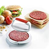 Gmsqj Antihaft-Burgerpresse, Hamburgerpresse, Pastetchenmacher, Burgerherstellung Werkzeug Für Küchenutensilien Zum Grillen Und Grillen Von Hamburger