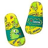Kinder neue Sommer Cartoon Hausschuhe Soft-Sohlen Rutschfeste Babybaden Strand Sandalen Baby Home Sandalen Kinder Flip Flops
