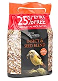 Tom Chambers Insect 'n' Seed Mischung – 25% FOC – 2,5 kg