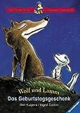 Wolf und Lamm: Das Geburtstagsgeschenk (Band 1) (Der Blaue Rabe - Allererster Lesespaß)